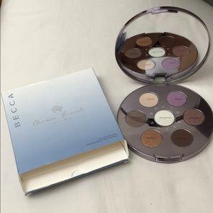 Becca eye shadow palette